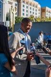Alcalde Kevin Johnson 7 Fotografía de archivo libre de regalías