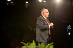 Alcalde Rudy Giuliani Fotografía de archivo libre de regalías