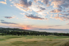 Alcanada Golf Club Stock Photo
