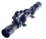 Alcance del rifle Foto de archivo libre de regalías
