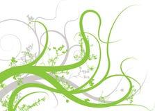 Alcance floral Imagenes de archivo