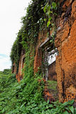 Alcantara Ruins Building Stock Images