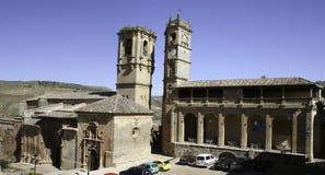 Alcaraz Spanien Arkivbild