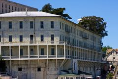 alcatrazö Fotografering för Bildbyråer