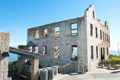 alcatraz房子监狱长 图库摄影