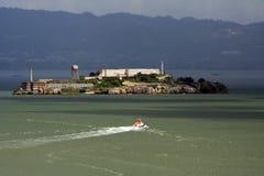 alcatraz海岛 库存图片