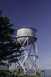 ALCATRAZ监狱,旧金山加利福尼亚 图库摄影