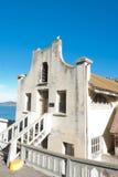 alcatraz监狱 免版税库存图片