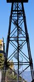 alcatraz πύργος φυλακών φρουράς Στοκ φωτογραφία με δικαίωμα ελεύθερης χρήσης
