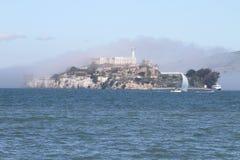 Alcatraz - Σαν Φρανσίσκο - ασβέστιο Στοκ φωτογραφίες με δικαίωμα ελεύθερης χρήσης