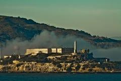 Alcatraz Σαν Φρανσίσκο Στοκ Φωτογραφία