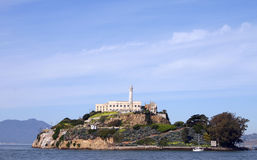 alcatraz στενός Στοκ εικόνες με δικαίωμα ελεύθερης χρήσης