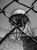 ALCATRAZ ΦΥΛΑΚΗ, ΣΑΝ ΦΡΑΝΣΊΣΚΟ, ΗΠΑ - ΤΟΝ ΙΟΎΝΙΟ ΤΟΥ 2005 Στοκ φωτογραφίες με δικαίωμα ελεύθερης χρήσης