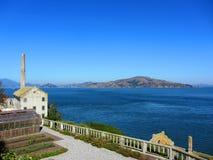 Alcatraz, Сан-Франциско, США Стоковые Фото