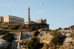 Alcatraz Stock Foto