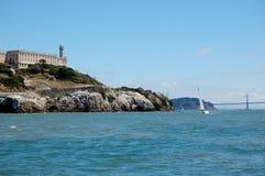alcatraz Стоковая Фотография