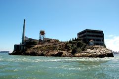 Alcatraz Imagen de archivo libre de regalías