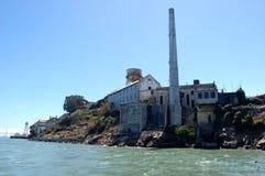 alcatraz Стоковые Фотографии RF