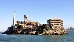 Alcatraz royalty free stock image
