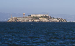 alcatraz 免版税库存照片
