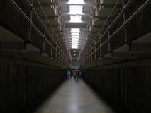 Alcatraz. Cells at san francisco Alcatraz