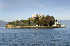 Alcatraz Stock Photo
