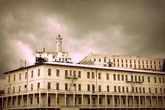 Alcatraz Stockfoto
