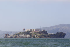 Alcatraz Royalty Free Stock Images
