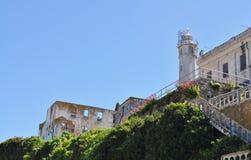 Alcatraz Stock Photo