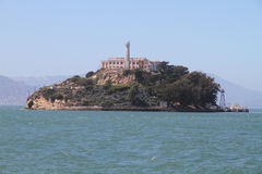 Alcatraz immagine stock libera da diritti