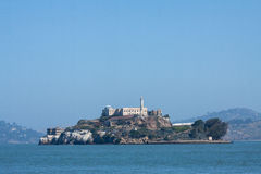 alcatraz Fotografia de Stock Royalty Free