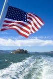 Alcatraz Fotografia Stock Libera da Diritti