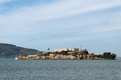 Alcatraz 1 Foto de Stock Royalty Free