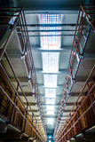 Alcatraz cela więzienne Zdjęcia Royalty Free