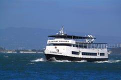 Alcatraz Cruises Stock Image