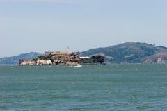 Alcatraz en San Francisco Imagen de archivo