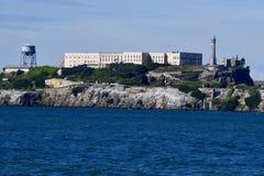 Alcatraz Federacyjny więzienie Fotografia Stock