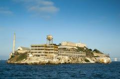 alcatraz Francisco San Zdjęcie Royalty Free