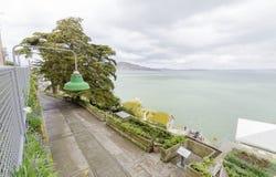 Alcatraz Garden, San Francisco, California Stock Photography