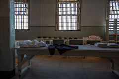 Alcatraz Gefängnis Lizenzfreies Stockbild