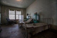 Alcatraz Gefängnis Stockfotografie