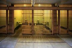 Alcatraz-Gefängnis-Haus-Block Lizenzfreie Stockfotos