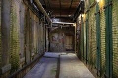 Alcatraz-Gefängnis-Haus-Block Lizenzfreie Stockbilder