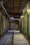 Alcatraz-Gefängnis-Haus-Block Stockfotos