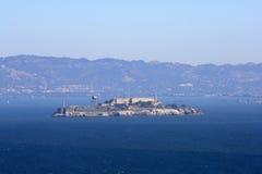 Alcatraz Insel lizenzfreie stockfotos