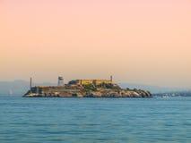 Alcatraz Insel lizenzfreie stockbilder