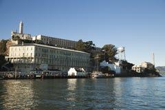 Alcatraz Insel Lizenzfreies Stockbild