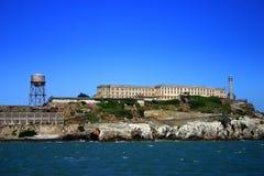 Alcatraz-Insel, San Francisco stockbild