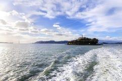Alcatraz Insel, San Francisco, Kalifornien Stockfoto