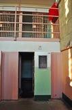 Alcatraz-Insel, San Francisco, Kalifornien, die Vereinigten Staaten von Amerika, USA Lizenzfreie Stockfotografie